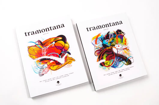 TRAMONTANA #2 OUT NOW!
