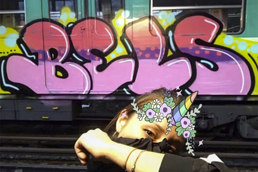 BELS: 'WHEN I PAINTED MY FIRST SUBWAY IN PARIS'