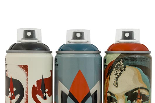 NEW MTN LIMITED EDITION X SHEPARD FAIREY / OBEY GIANT