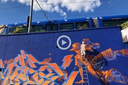 30 YEARS OF GRAFFITI IN MONTPELLIER