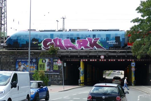 "THREE ACES SHARK. THE ""BIG CITY VANDALS"" WHOLECARS"