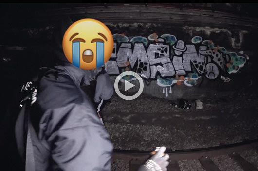 ENJOYING THE QUARANTINE: GRAFFITI FAIL COMPILATION PART 3