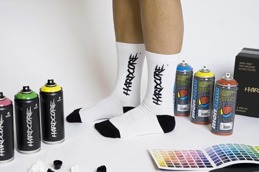 MTN SOCKS, TAKING CLOTHING ONE STEP FURTHER