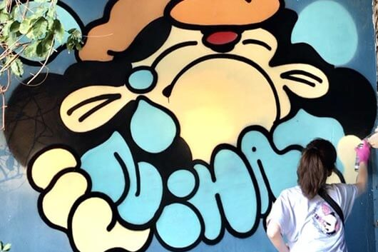 NIHAO, GRAFFITI-CARTOONISM FROM BRAZIL (INTERVIEW)