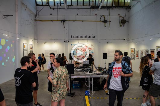 YOU WON'T BELIEVE THE ARTISTS WHO CAME TO THE TRAMONTANA #5 PARTY