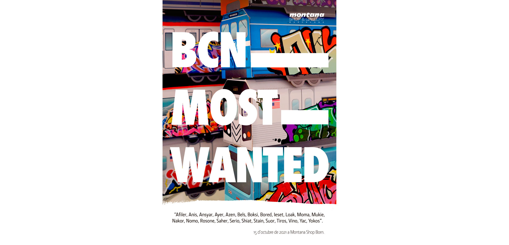 BCN MOST WANTED